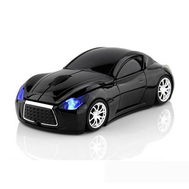 myszka na prezent auto