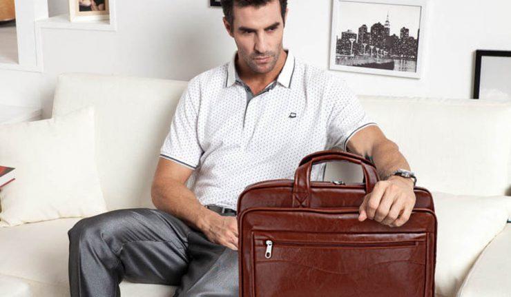 męskie torby na ramię