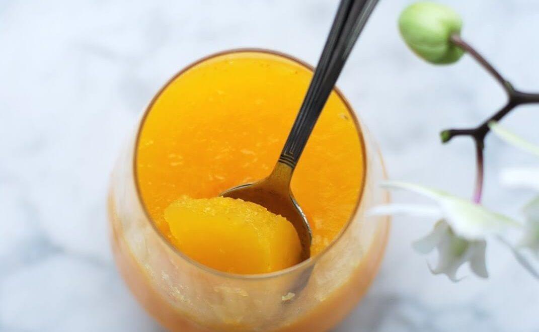 Galaretka z prawdziwych pomarańczy słodzona ksylitolem